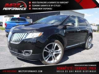 Used 2015 Lincoln MKX Awd Ltd - T.équipé for sale in St-Gédéon-De-Beauce, QC