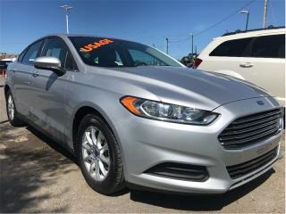 Used 2015 Ford Fusion S for sale in Lévis, QC