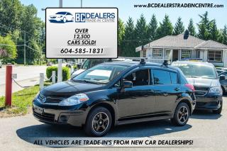 Used 2011 Nissan Versa 1.8 S, Thule, Motegi Wheels, Low 129k, No Accident for sale in Surrey, BC