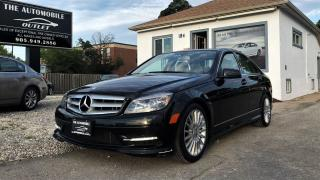 Used 2011 Mercedes-Benz C250 C 250 4MATIC NO ACCIDENT for sale in Mississauga, ON