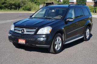 Used 2008 Mercedes-Benz GL320 CDI 4MATIC Diesel - Navigation - DVD - Dual SunRoof for sale in North York, ON