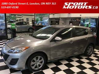 Used 2011 Mazda MAZDA3 Hatchback+New Tires & Brakes! Rust Proofed+A/C+AUX for sale in London, ON