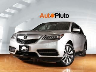Used 2014 Acura MDX Tech pkg for sale in North York, ON