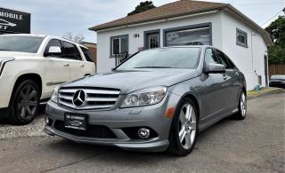 Used 2010 Mercedes-Benz C 300 C 300 4MATIC AWD LOW KMS NO ACCIDENT for sale in Mississauga, ON