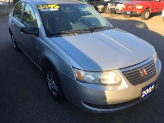 Used 2005 Saturn Ion Base for sale in St Catharines, ON