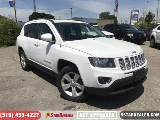 Used 2016 Jeep Compass High Altitude | LEATHER | ROOF | 4WD for sale in London, ON