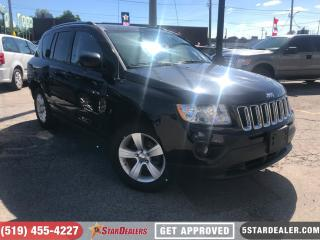 Used 2011 Jeep Compass North | 4WD | HEATED SEATS for sale in London, ON