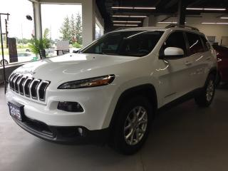 Used 2015 Jeep Cherokee for sale in London, ON