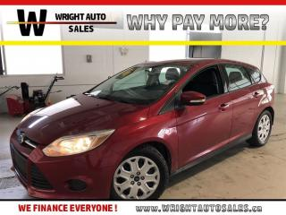 Used 2014 Ford Focus SE|BLUETOOTH|LOW MILEAGE|45,501 KMS for sale in Cambridge, ON