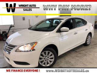Used 2013 Nissan Sentra S|LOW MILEAGE|BLUETOOTH|42,700 KMS for sale in Cambridge, ON