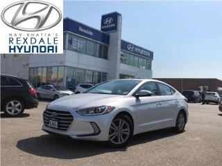 Used 2018 Hyundai Elantra GL SE PKG -POWER SUNROOF, SMART KEY for sale in Toronto, ON