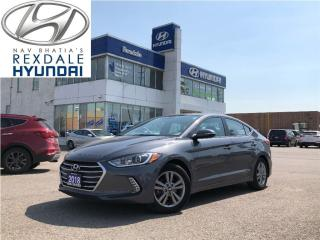 Used 2018 Hyundai Elantra GL SE PKG - SMART KEY, BLUE TOOTH for sale in Toronto, ON