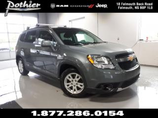 Used 2012 Chevrolet Orlando 1LT | HEATED MIRRORS | KEYLESS | CRUISE | for sale in Falmouth, NS