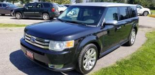 Used 2010 Ford Flex Limited AWD for sale in West Kelowna, BC