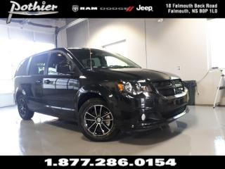 Used 2017 Dodge Grand Caravan CVP/SXT 29P | FULL STOW N GO | UCONNECT | REAR CAM for sale in Falmouth, NS