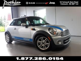 Used 2011 MINI Cooper Classic Base | LEATHER | GLASS ROOF | ALLOY WHEELS | for sale in Falmouth, NS