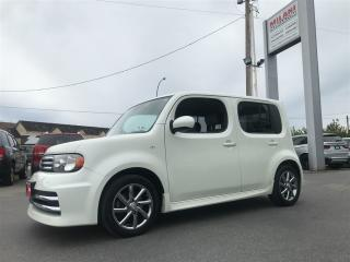 Used 2010 Nissan Cube Krom Edition Rockford Fosgate Sound for sale in Langley, BC