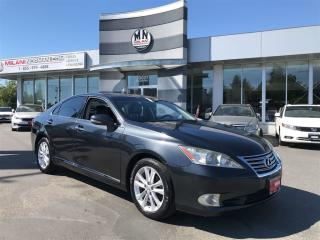 Used 2010 Lexus ES 350 3.5L Premium Luxury Fully Loaded for sale in Langley, BC