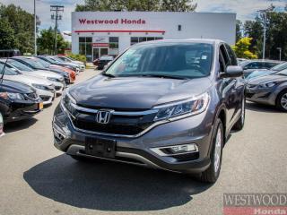 Used 2015 Honda CR-V EX for sale in Port Moody, BC