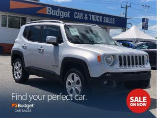 Used 2017 Jeep Renegade Limited Edition Navigation, Pan Roof for sale in Vancouver, BC