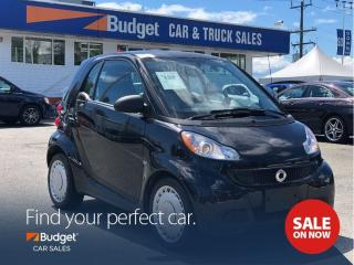 Used 2015 Smart fortwo Ever Fuel Efficient, Easy to Drive for sale in Vancouver, BC