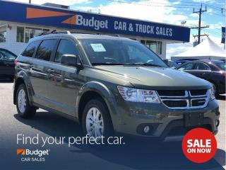 Used 2017 Dodge Journey Navigation, Overhead Video, Only 3000 Kms for sale in Vancouver, BC
