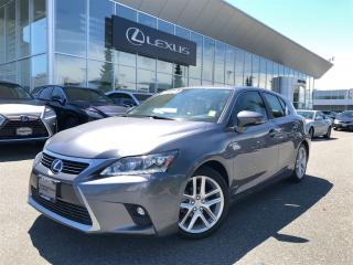 Used 2015 Lexus CT 200h CVT for sale in Surrey, BC
