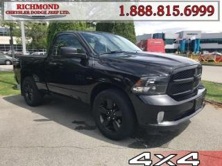 Used 2016 RAM 1500 ST for sale in Richmond, BC