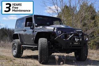 Used 2017 Jeep Wrangler JK Sport for sale in Smiths Falls, ON