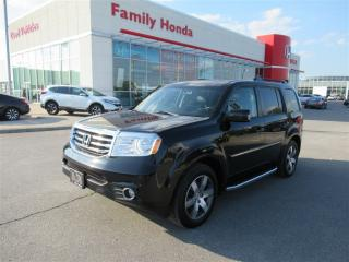 Used 2012 Honda Pilot Touring, FULLY LOADED! for sale in Brampton, ON