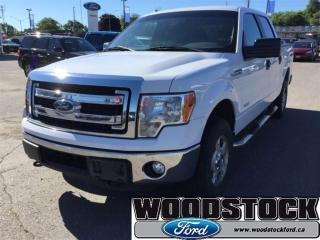 Used 2014 Ford F-150 Local Trade Great Shape for sale in Woodstock, ON