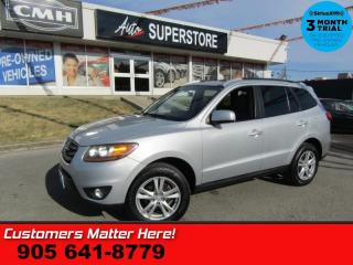 Used 2010 Hyundai Santa Fe GL  SPORT V6 AWD LEATH ROOF P/SEAT HS BT  ALLOYS for sale in St Catharines, ON