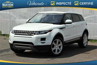 Used 2014 Land Rover Evoque 5DR HB PURE PLUS for sale in Ste-Rose, QC