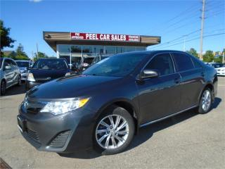 Used 2014 Toyota Camry LE for sale in Mississauga, ON