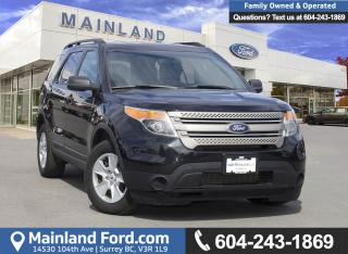 Used 2013 Ford Explorer Base *LOCALLY DRIVEN* for sale in Surrey, BC