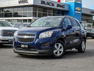 Used 2014 Chevrolet Trax LT, AUTO, A/C, BLUETOOTH, CRUISE *ONLY 37859 KM* for sale in Ottawa, ON