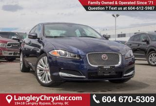 Used 2015 Jaguar XF Base for sale in Surrey, BC