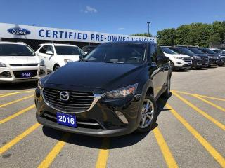 Used 2016 Mazda CX-3 GS for sale in Barrie, ON