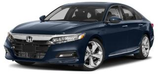 New 2018 Honda Accord Sedan 1.5T Touring CVT for sale in Pickering, ON
