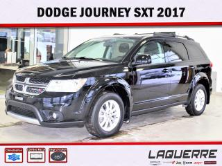 Used 2017 Dodge Journey SXT ** 4WD ** for sale in Victoriaville, QC