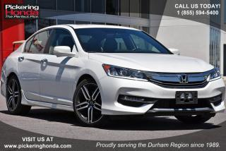 Used 2017 Honda Accord Sport Clean CarProof|Bluetooth|Rearview Camera for sale in Pickering, ON
