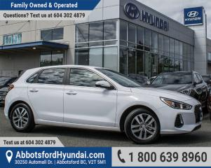 Used 2018 Hyundai Elantra GT GL ACCIDENT FREE & GREAT CONDITION for sale in Abbotsford, BC