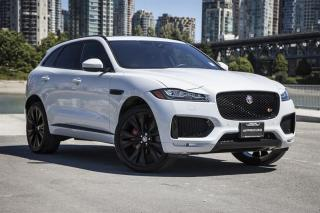 Used 2017 Jaguar F-PACE S AWD for sale in Vancouver, BC