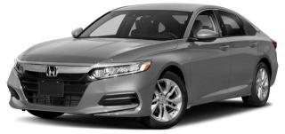 New 2018 Honda Accord Sedan 1.5T LX-HS CVT for sale in Pickering, ON
