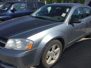 Used 2008 Dodge Avenger SXT for sale in Gatineau, QC