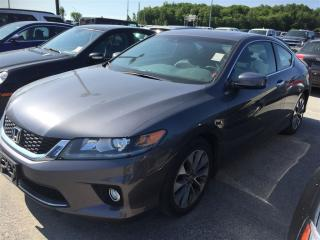 Used 2013 Honda Accord EX-L NAVIGATION for sale in Gatineau, QC