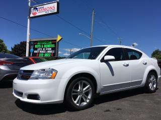 Used 2013 Dodge Avenger SXT for sale in Cobourg, ON