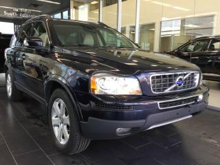 Used 2011 Volvo XC90 HEATED LEATHER, AWD, LOCAL VEHICLE for sale in Edmonton, AB