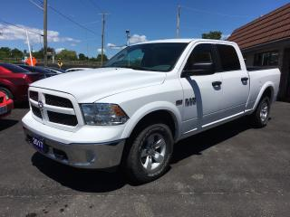 Used 2017 RAM 1500 OUTDOORSMAN for sale in Cobourg, ON