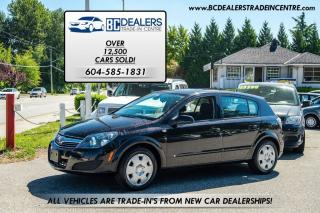 Used 2008 Saturn Astra XE, Only 52,000km's, Black, Auto, 4-Cyl, No Accid. for sale in Surrey, BC